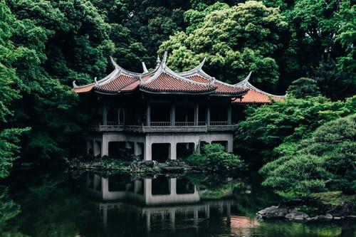 Have i japansk stil foran dit hjem – funktionel enkelhed